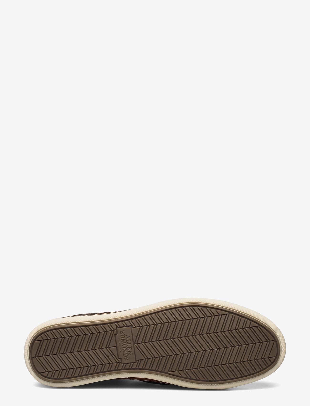 Allen Edmonds - Porter Derby - låga sneakers - grey - 4