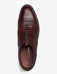 Allen Edmonds - Strand Weave - business - chili - 3