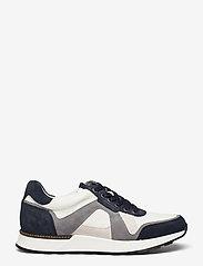 Allen Edmonds - A-Trainer - låga sneakers - navy/white - 0