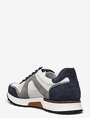 Allen Edmonds - A-Trainer - låga sneakers - navy/white - 2