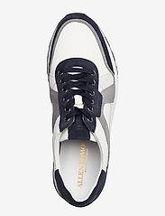 Allen Edmonds - A-Trainer - låga sneakers - navy/white - 3