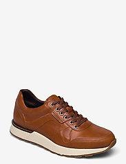 Allen Edmonds - A-Trainer - låga sneakers - walnut - 1