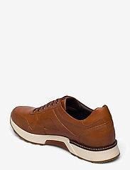 Allen Edmonds - A-Trainer - låga sneakers - walnut - 2
