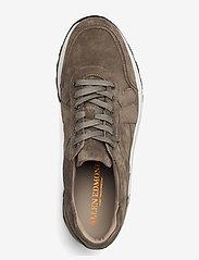Allen Edmonds - A-Trainer - låga sneakers - grey - 3