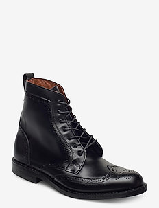 Dalton Dainite Sole - med snøring - black