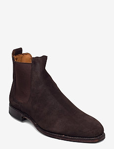 Liverpool Suede - chelsea boots - brown