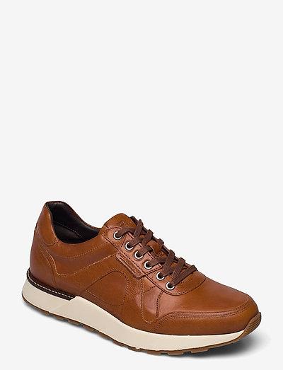 A-Trainer - låga sneakers - walnut