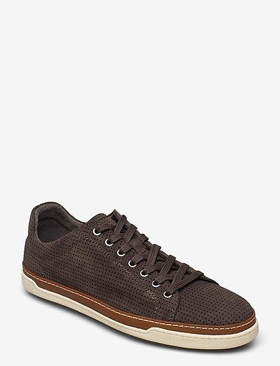 Porter Derby - låga sneakers - grey