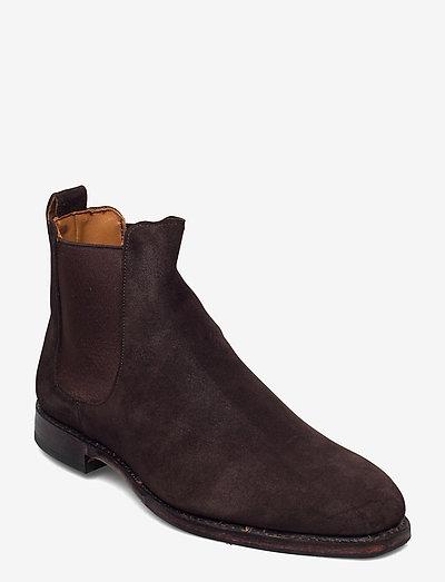 Liverpool Suede - laarzen - brown