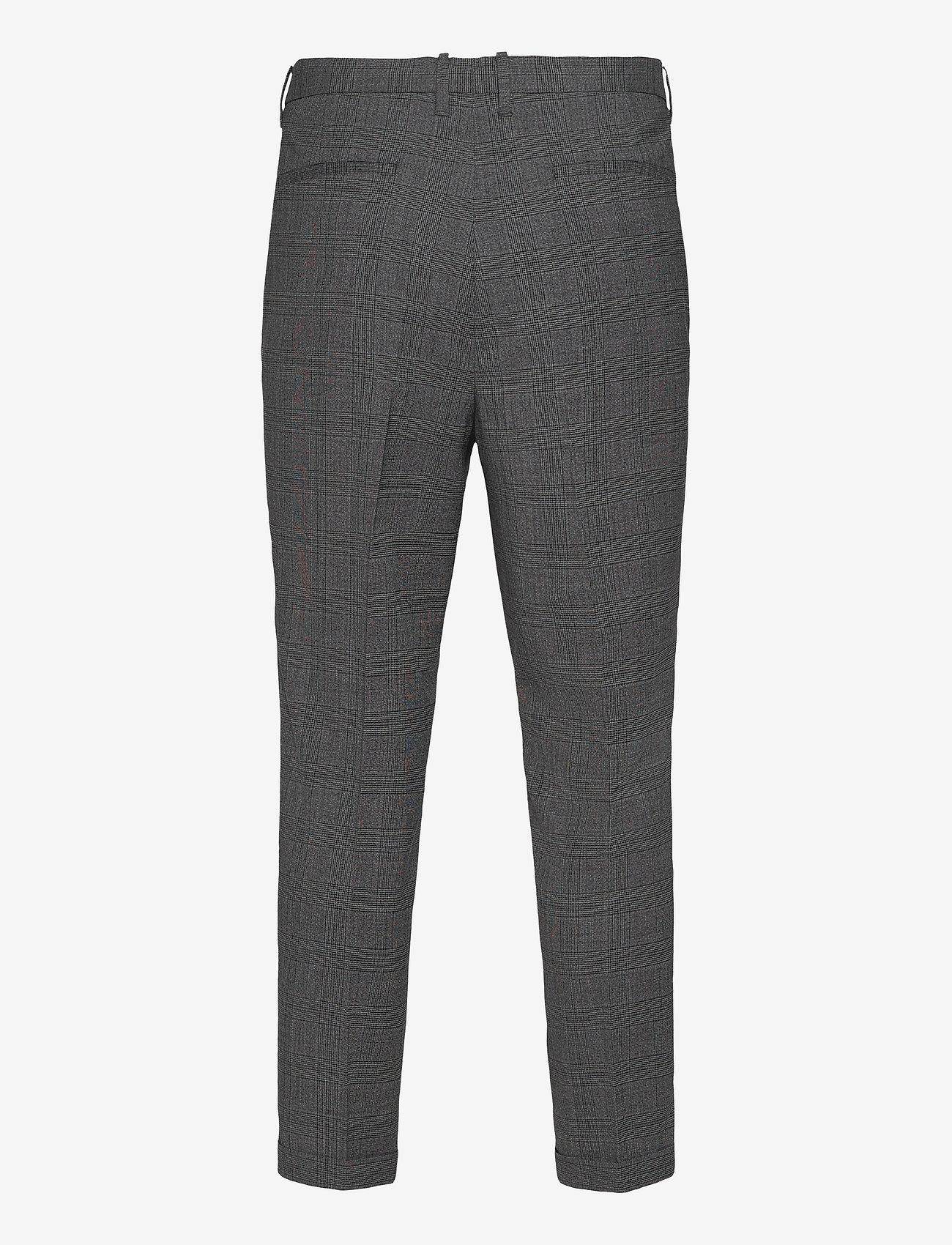 AllSaints - BATALHA TROUSER - pantalons habillés - charcoal - 1