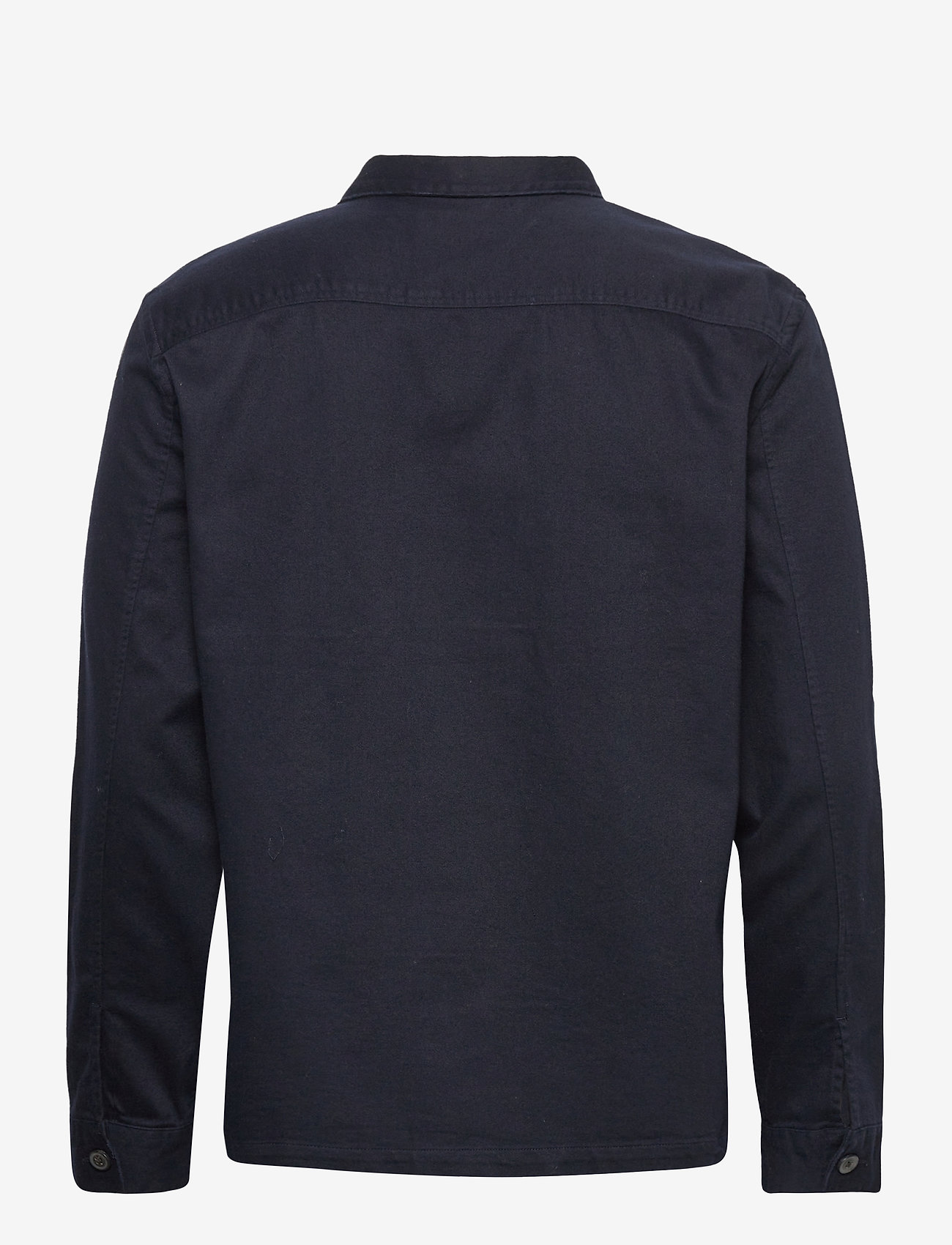 AllSaints - ADJUTANT LS SHIRT - vêtements - dark ink - 1