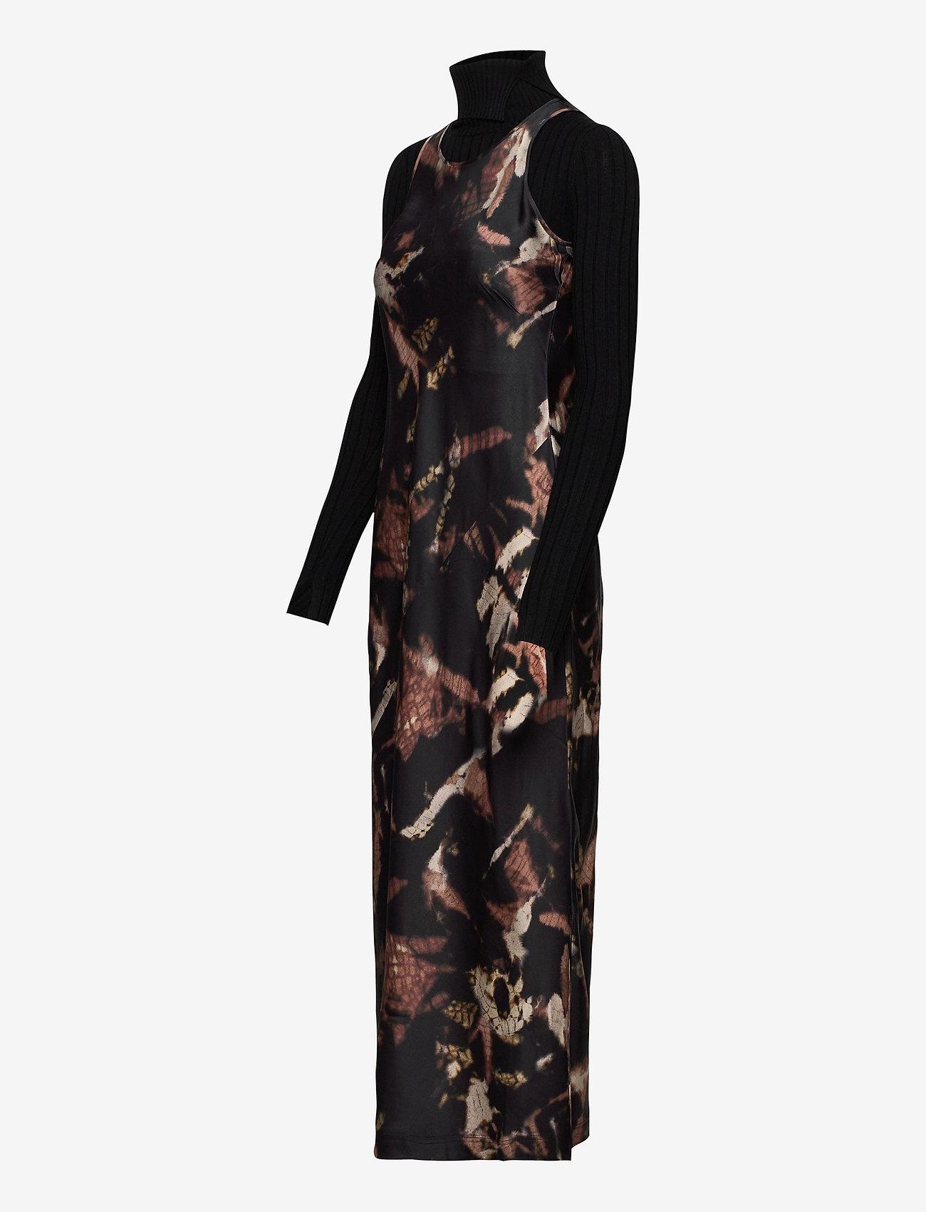 AllSaints - SIGOURNEY TYDY DRESS - evening dresses - black - 2