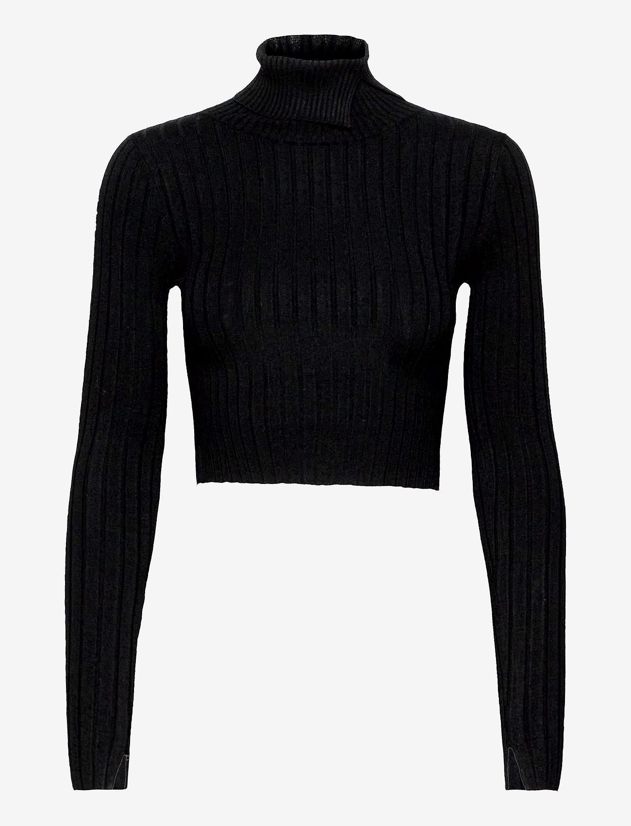 AllSaints - SIGOURNEY TYDY DRESS - evening dresses - black - 4