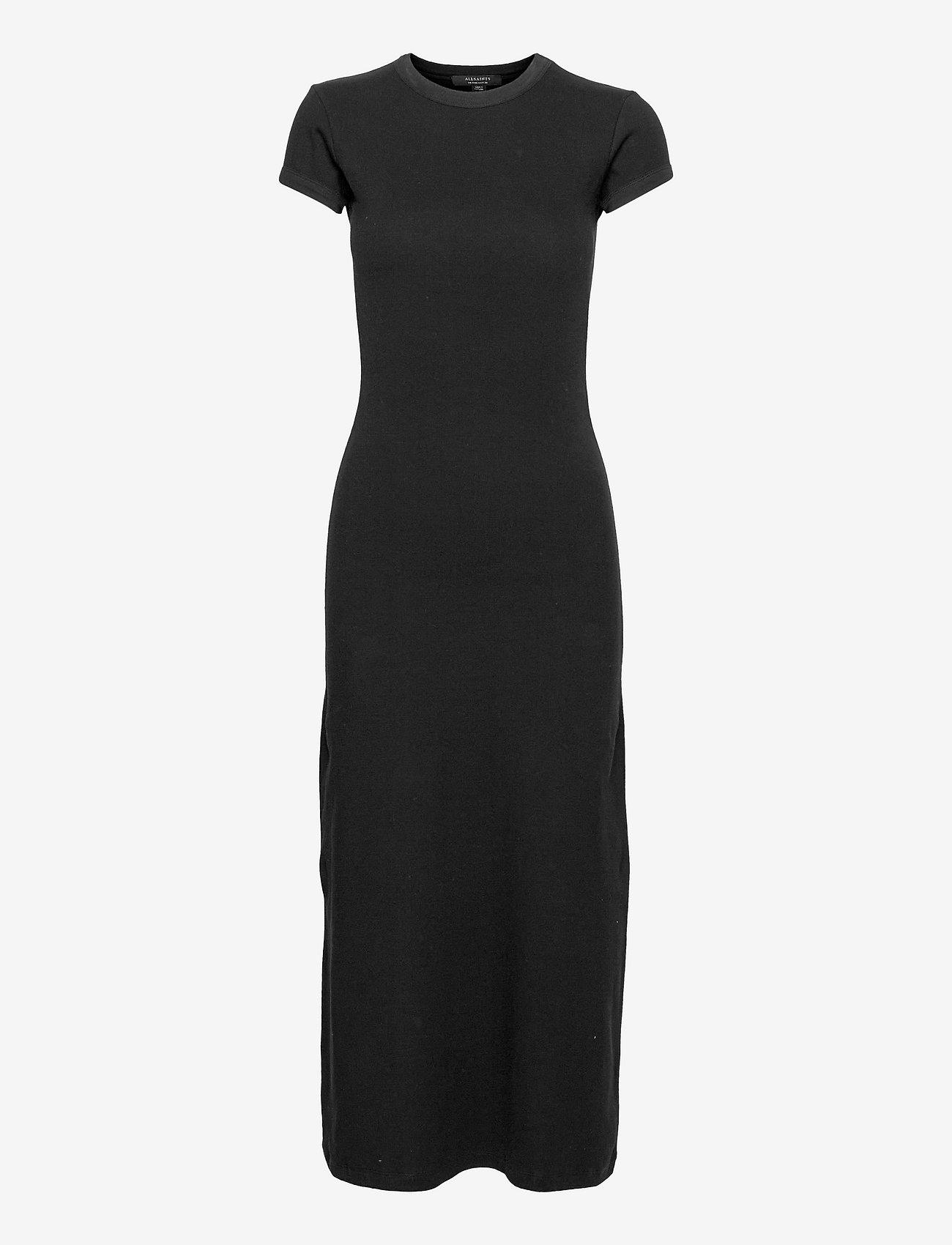 AllSaints - FRANKIE DRESS - maxi dresses - black - 0