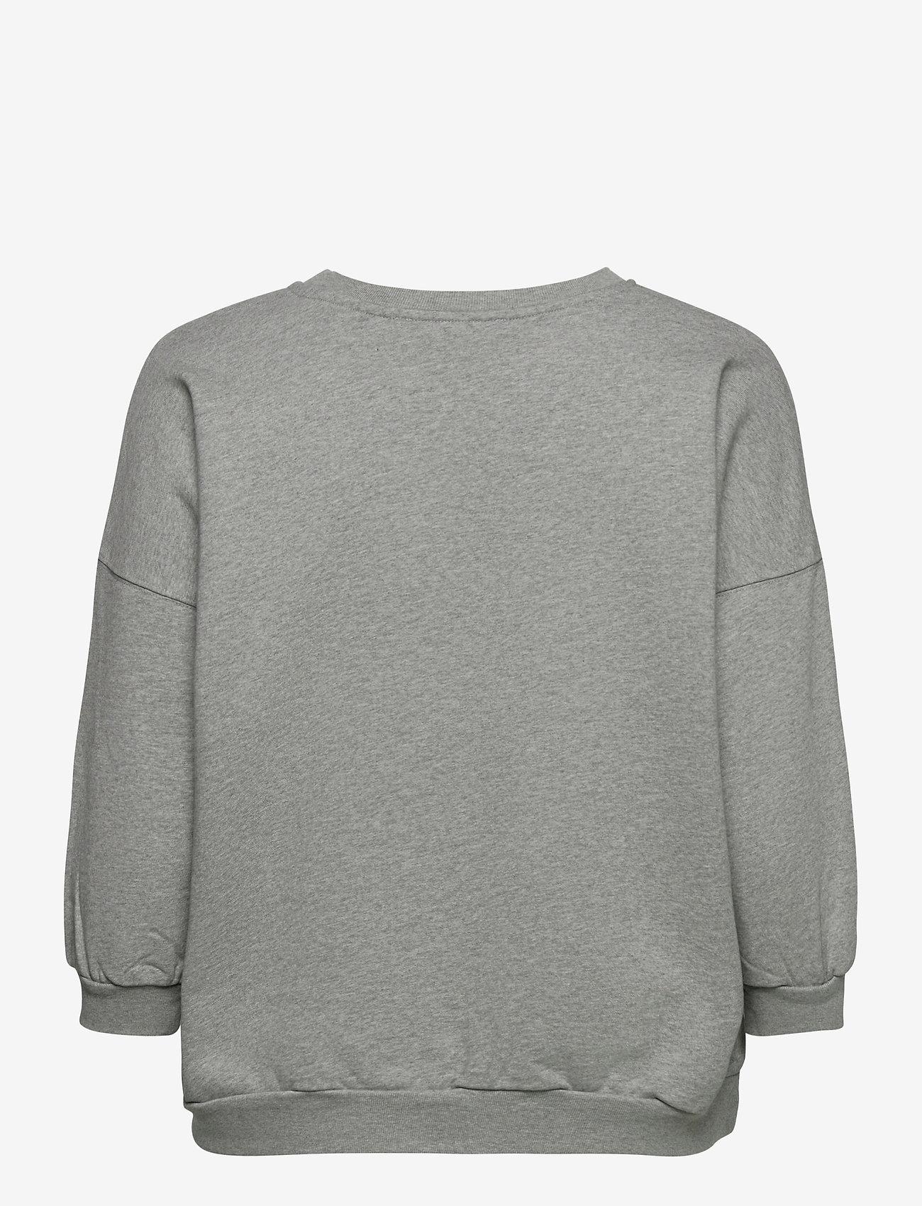 Stamp Storn Sweat (Grey Marl) (99 €) - AllSaints CmHE8