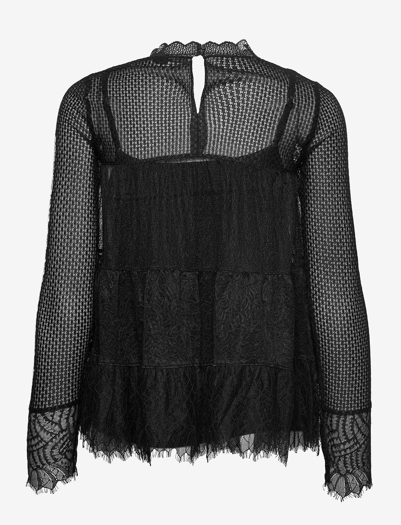 Briella Top (Black) (149 €) - AllSaints AH8PM