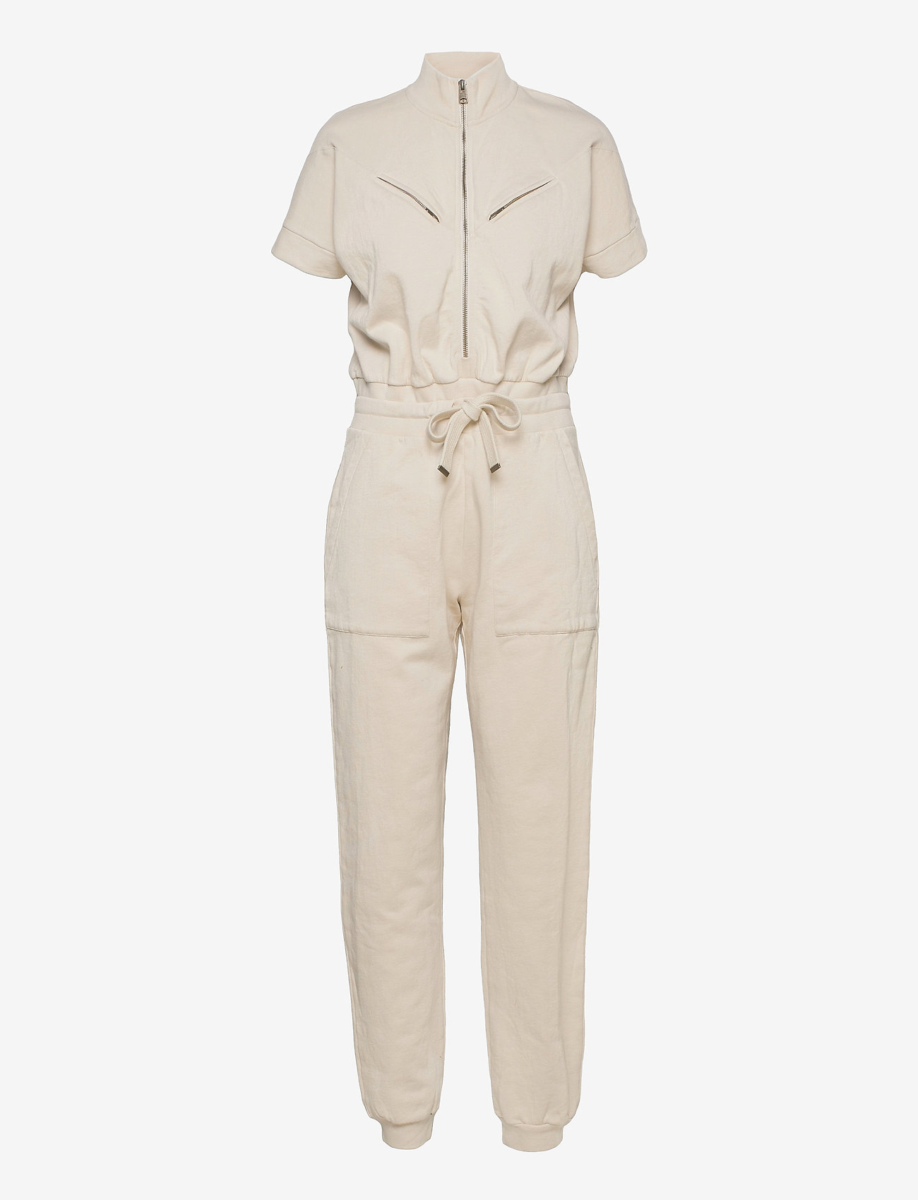 AllSaints - KAYLA JUMPSUIT - kleding - linnet white - 0