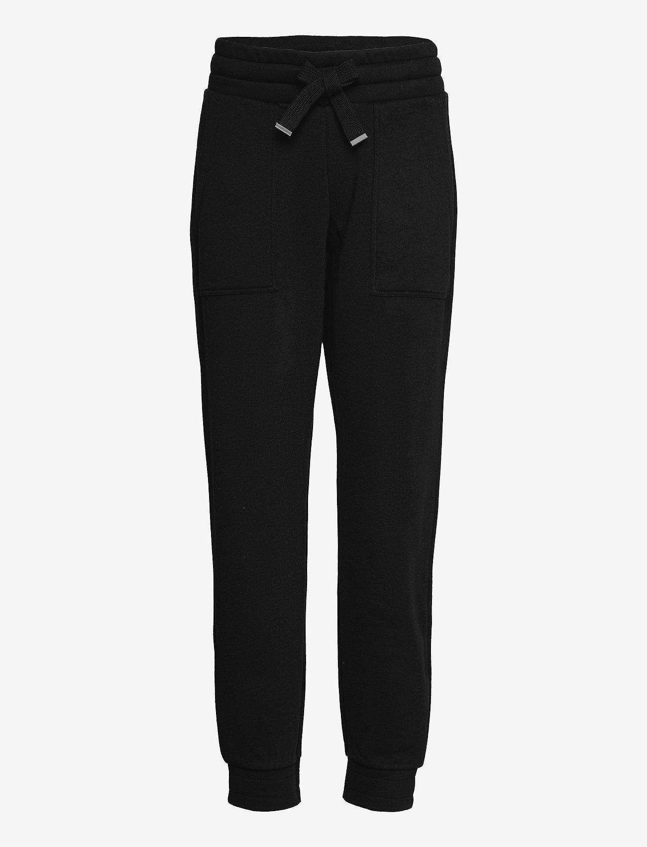 AllSaints - LUCIA SWEATPANTS - tøj - black - 0