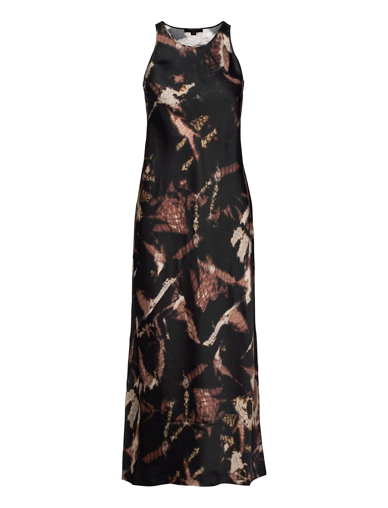 AllSaints - SIGOURNEY TYDY DRESS - evening dresses - black - 5