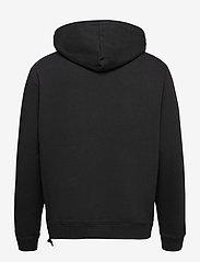 AllSaints - TULUM OTH HOODY - sweats à capuche - jet black - 1