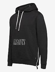AllSaints - TULUM OTH HOODY - sweats à capuche - jet black - 2