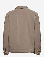 AllSaints - CLAYTON JACKET - basic-sweatshirts - mangrove brown - 1
