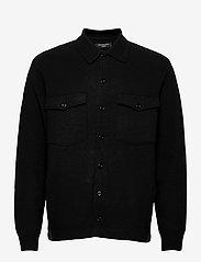 AllSaints - LORI CARDIGAN - wool jackets - black - 1