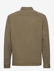 AllSaints - WARRANT LS SHIRT - vêtements - army green - 1