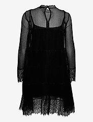 AllSaints - BRIELLA DRESS - blondekjoler - black - 2