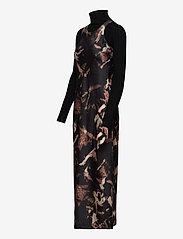 AllSaints - SIGOURNEY TYDY DRESS - kveldskjoler - black - 2