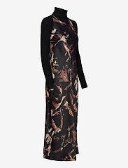AllSaints - SIGOURNEY TYDY DRESS - kveldskjoler - black - 3