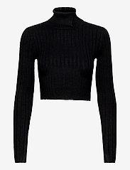 AllSaints - SIGOURNEY TYDY DRESS - kveldskjoler - black - 4