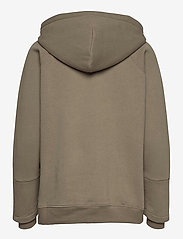 AllSaints - ALLSAINTS LUCIA HOOD - sweatshirts et sweats à capuche - khaki green - 1