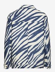 AllSaints - FAYE JACKET - wolljacken - blue/white - 1