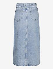 AllSaints - DOTTIE DENIM MAXI SK - jeanskjolar - indigo blue - 2