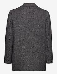 AllSaints - HELEI PUPPYTOOTH BLA - getailleerde blazers - black/white - 2