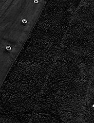 AllSaints - ALDER JACKET - vestes en jean - black - 4