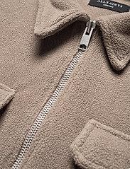 AllSaints - CLAYTON JACKET - basic-sweatshirts - mangrove brown - 2