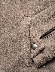 AllSaints - CLAYTON JACKET - basic-sweatshirts - mangrove brown - 3
