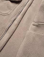 AllSaints - CLAYTON JACKET - basic-sweatshirts - mangrove brown - 4