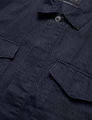 AllSaints - ADJUTANT LS SHIRT - vêtements - dark ink - 3