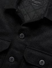 AllSaints - POTOMAC LS SHIRT - vêtements - jet black - 2