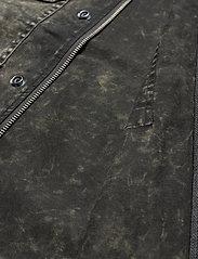 AllSaints - DEPLOY LS SHIRT - chemises de lin - black - 4