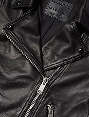 AllSaints - DALBY BIKER - skinnjackor - black - 4