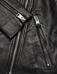 AllSaints - DALBY BIKER - skinnjackor - black - 5