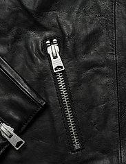 AllSaints - ASTER JACKET - skinnjakker - black - 4