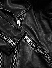 AllSaints - BALFERN BIKER - skinnjackor - black - 6