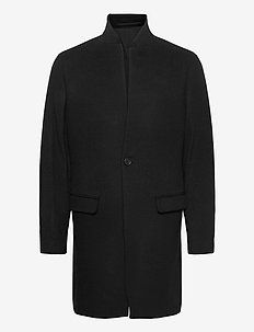 MANOR COAT - villakangastakit - black