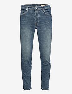 DEAN - regular jeans - mid indigo