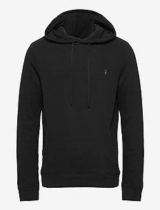 RAVEN OTH HOODY - basic sweatshirts - black